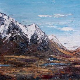 Buachaillie Etive Mor, Glencoe