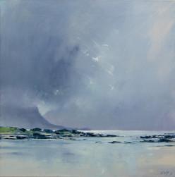 Dawn, Traigh Beaches-III,-50-x-50-cm