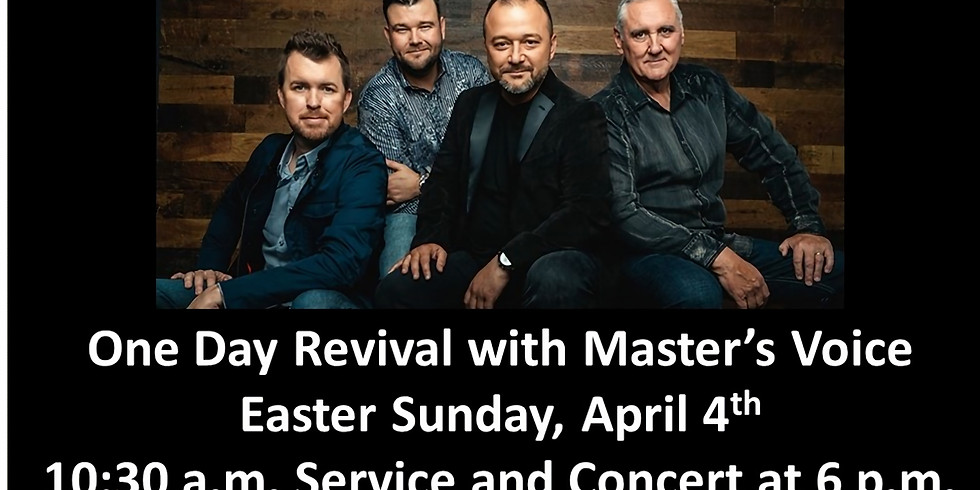 Easter Revival and Concert!