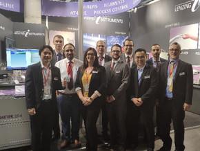 高逸集團與Lenzing Instruments成功參與紡織機械展ITMA Barcelona 2019