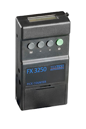 Automatic PickCounter II FX 3250 II織物密度自動分析