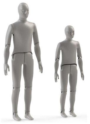 Child Thermal Manikin 兒童熱能人體模型