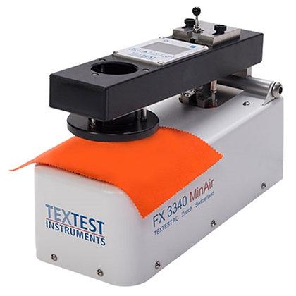 Mobile Air Permeability Tester FX 3340 MinAir便攜式透氣性試驗機