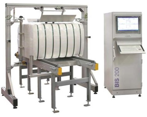 BIS 200 Bale Inspection System 線上回潮檢測儀