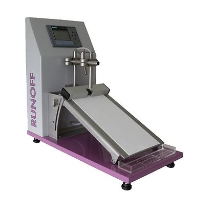 RUNOFF Run-OffTester 無紡布液體溢流量測試儀