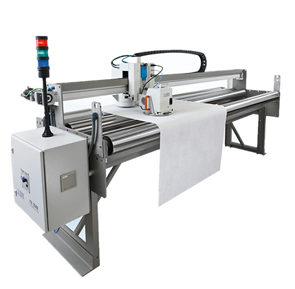 On-line Air Permeability and Thickness Tester FX 3500 CombiScan 線上透氣及厚度試驗機