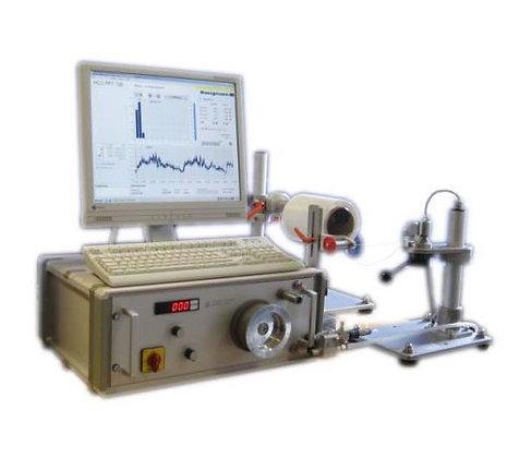 PPT 100 Package Performance Tester 紗筒退繞張力測試儀