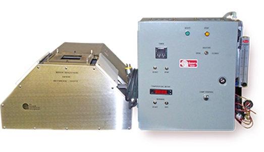 Thermal Protection Performance Open Flame/Quartz Heater TPP QH-1 明火/石英加熱試驗機