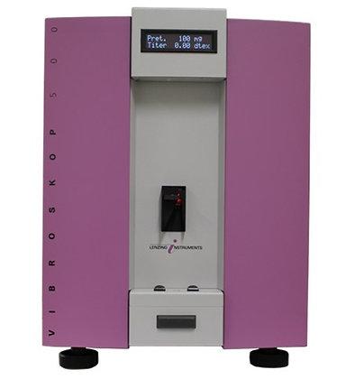 VP 500 Vibroskop-Titer Tester 單纖維細度儀