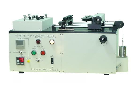 DI-type Yarn Cohesion Tester DI式紗線磨擦抱合力試驗機