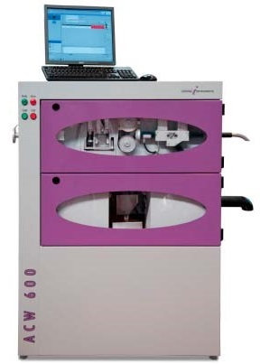 Automatic Cut & Weigh Denier Variation Accessory 全自動條幹均勻度與細度分析儀