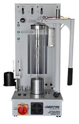 Critical (Limiting) Oxygen Index Test Apparatus OI-3 極限氧指數試驗機