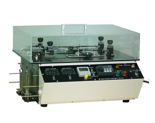 High Speed Yarn Cohesion Tester 高速型紗線磨擦抱合力試驗機