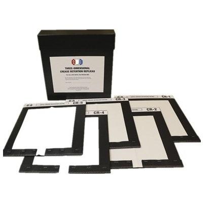 AATCC 3D Crease Replicas AATCC褶皺外觀判級圖
