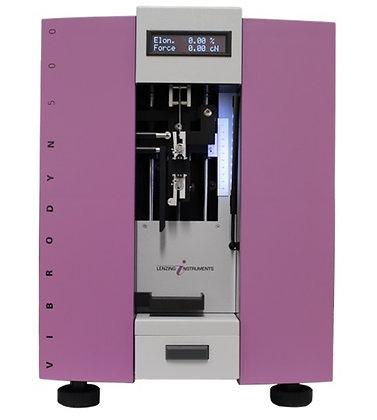 VN 500 Vibrodyn-Tensile Tester 單纖維強伸度儀
