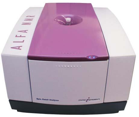 ALFA NMR Spin Finish Tester 核磁共振含油率檢測儀