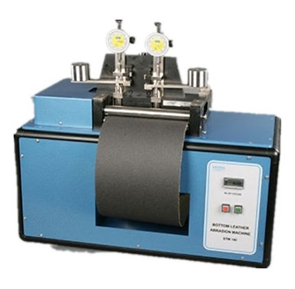 Leather Soling Abrasion Machine  STM 140鞋底磨耗試驗機