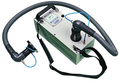 Mobile Air Permeability Tester FX 3345 FlexAir手提式透氣性試驗機
