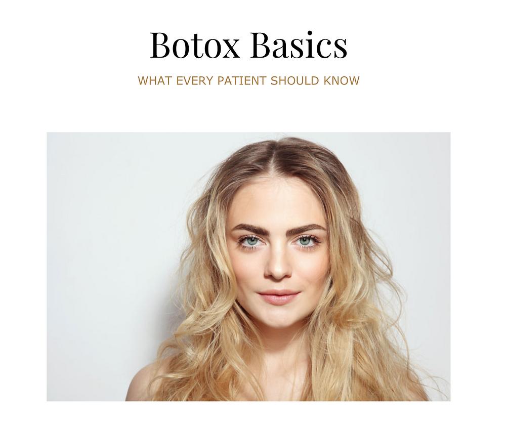 Botox uptown denver