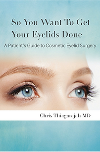 Eyebag book for patients