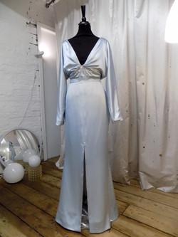 """Kristen"" bespoke wedding dress"