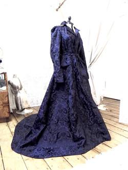 """""""Heidi"""" bespoke wedding dress"""