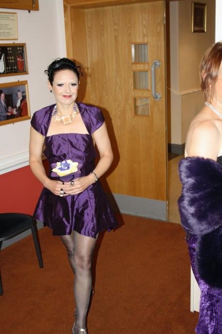 """Emprah Sta"" bridesmaid dress"