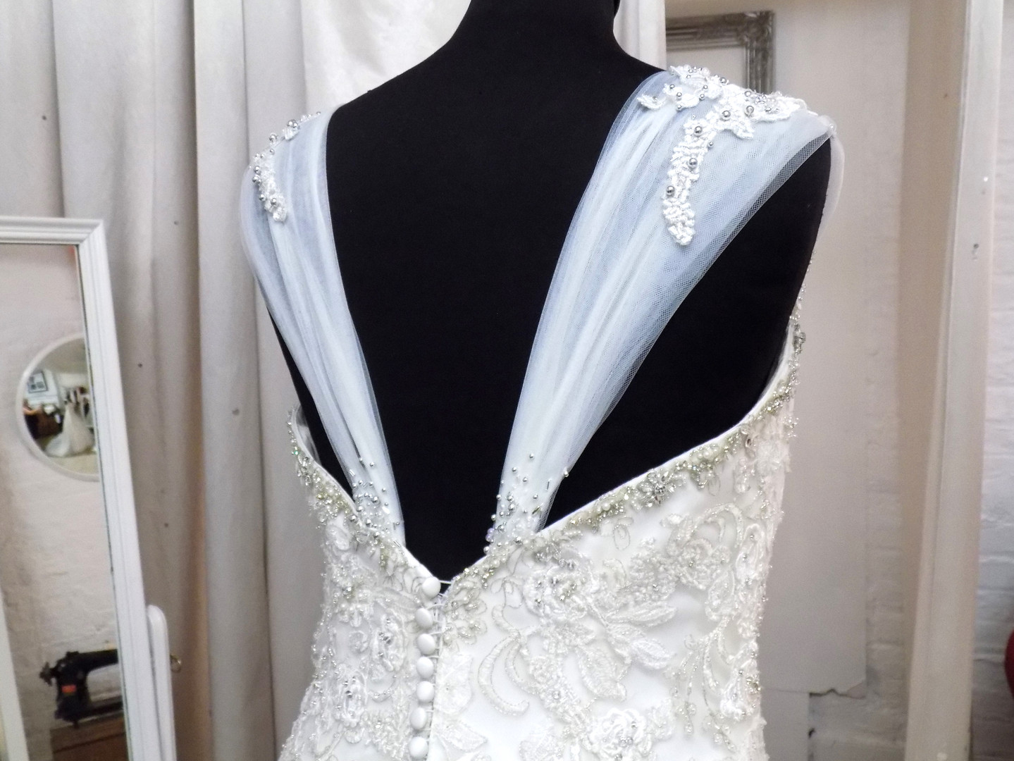 """Neur"" wedding dress"