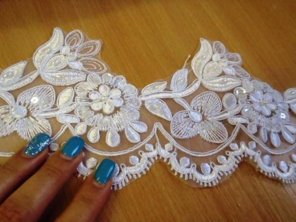 """Karon"" customized wedding dress"