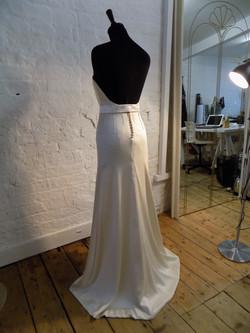 """Maayan"" bespoke wedding dress"