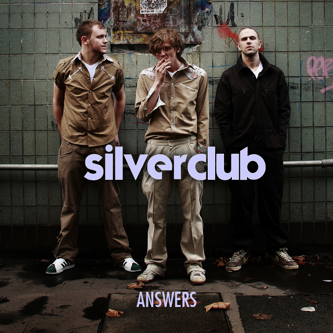 """Silverclub"" band stage costumes"