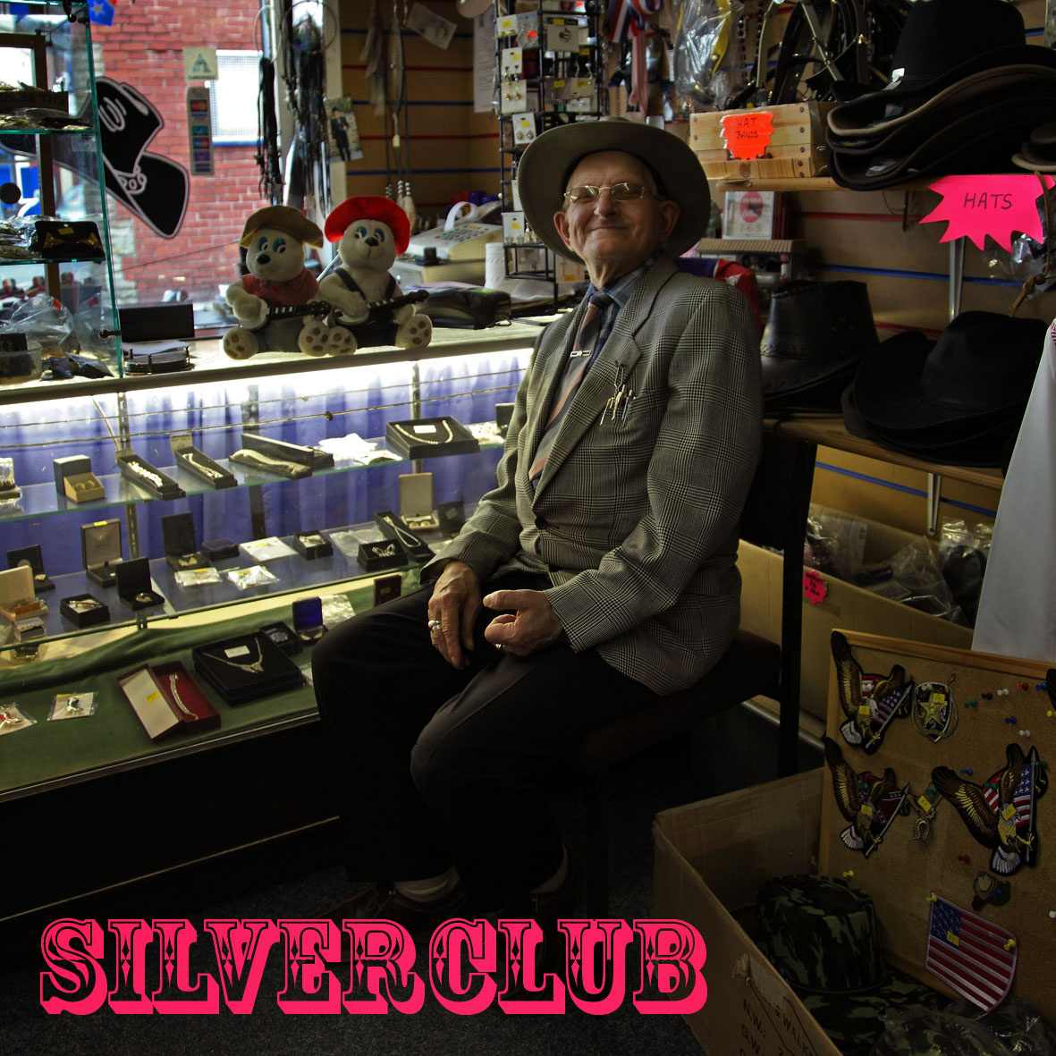 """Silverclub"" collection"