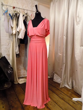 """""""Siobhan"""" stitched multiway bridesmaid dress"""