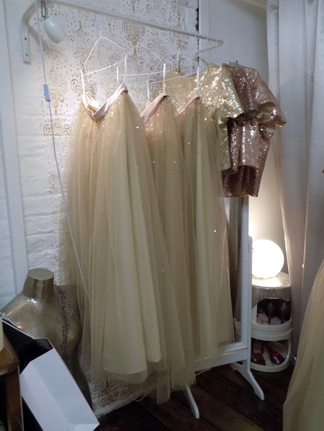 """Gemma"" bridesmaid dresses"