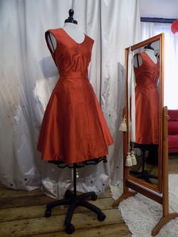 """Tamsin"" bespoke cocktail dress"