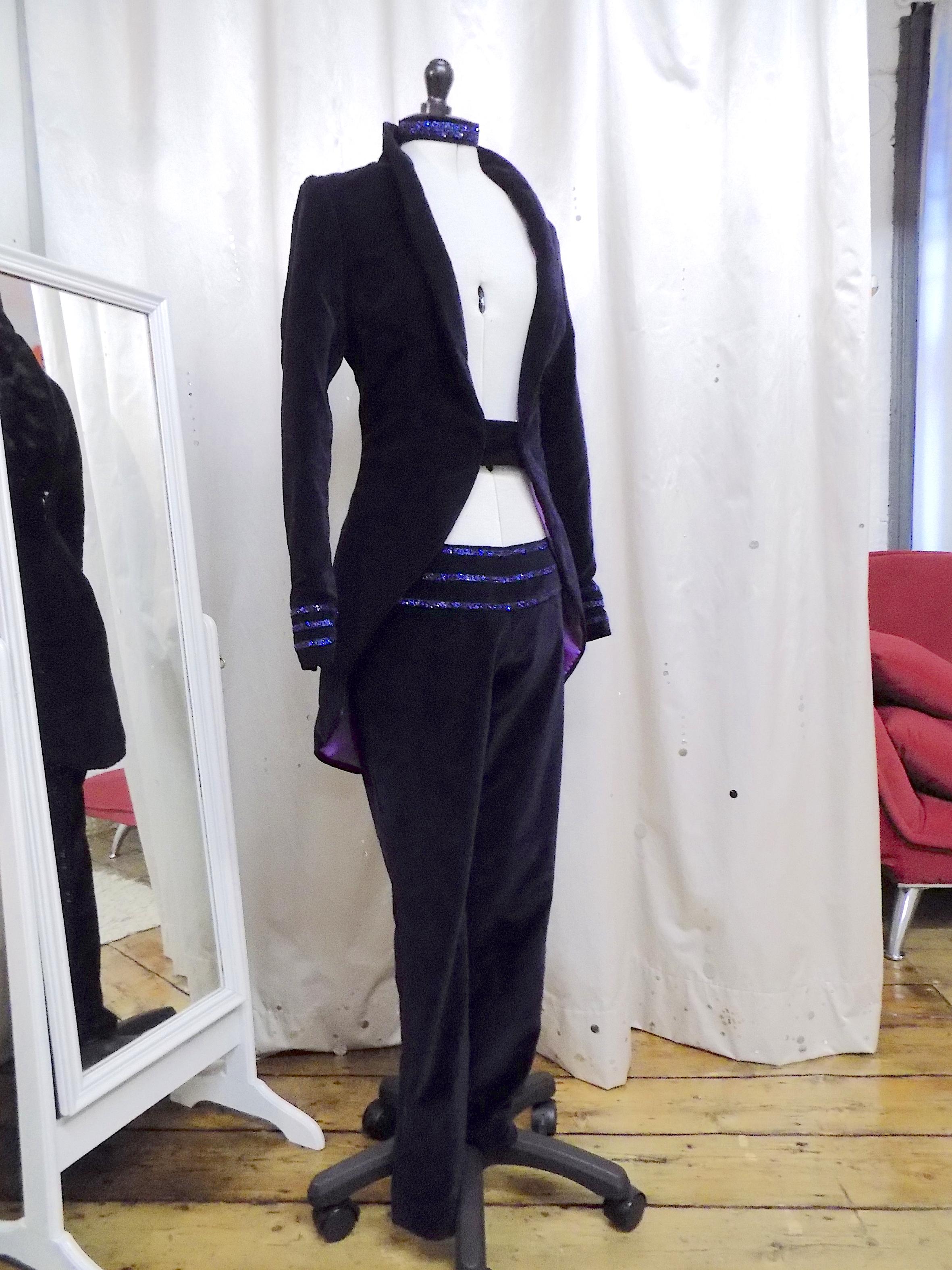 """""""Francine"""" suit"""