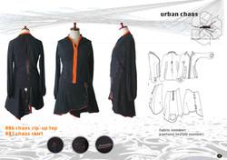 """""""Urban Chaos"""" collection"""