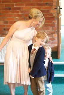 """Grace"" bespoke bridesmaid dresses"