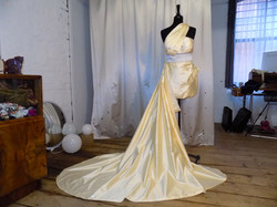 """Gael"" bespoke wedding dress"