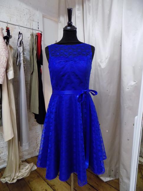"""Charlotte"" bridesmaid dress."