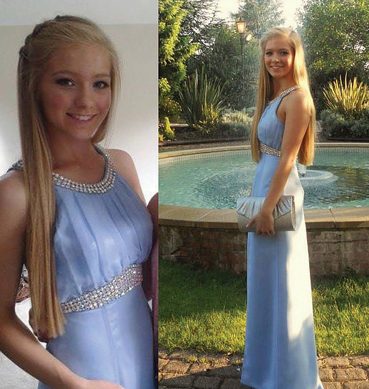 """Tangled"" dress"