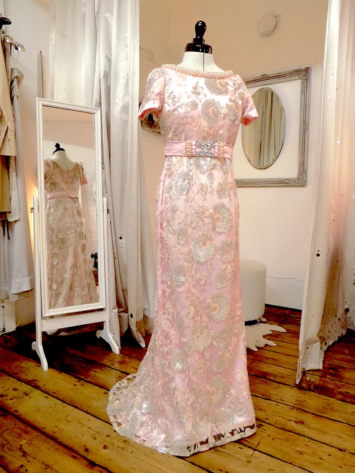 """Yasmin"" bridesmaid dress"