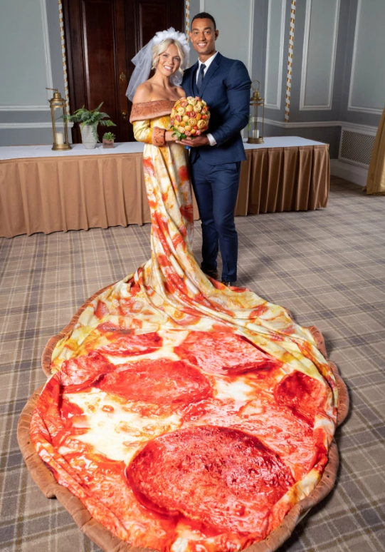 """Pizza Dress"""