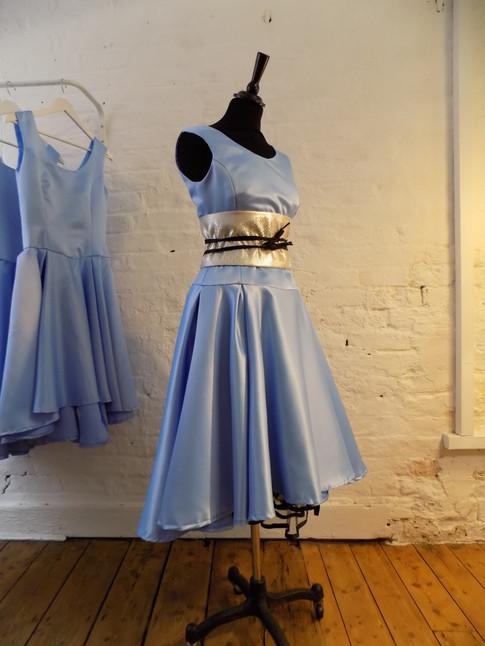 """Carolyn"" bridesmaid dresses"