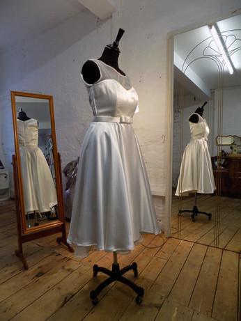 """""""Erika"""", 1950's style wedding dress"""