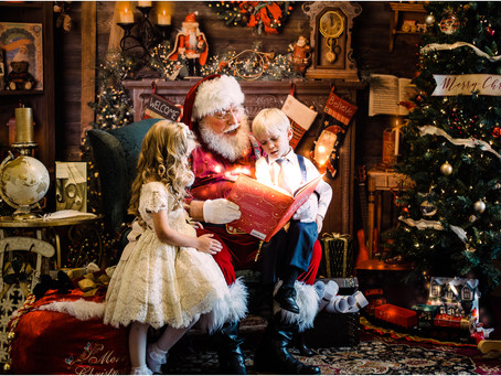 THE SANTA EXPERIENCE | CHRISTMAS MINI SESSIONS