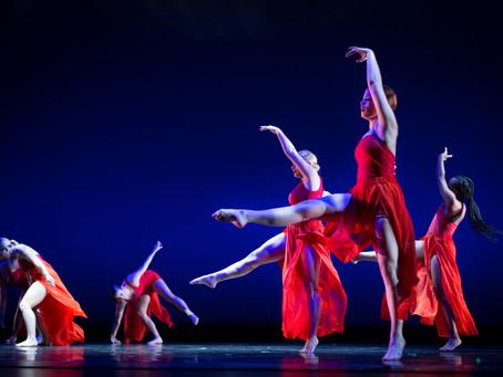 LINDENWOOD UNIVERSITY DANCE CONCERT FALL '18 | DANCE PERFORMANCE
