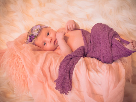 ADELINE | LIFESTYLE NEWBORN IN-HOME SESSION