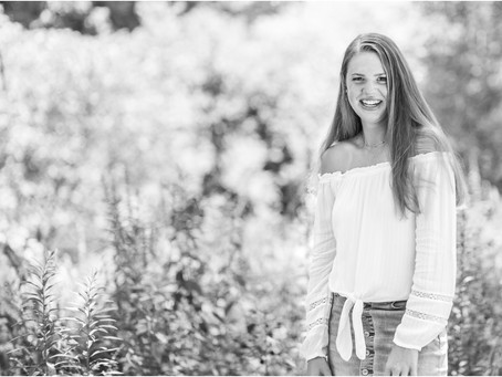 JULIA | SENIOR SESSION at FOREST PARK