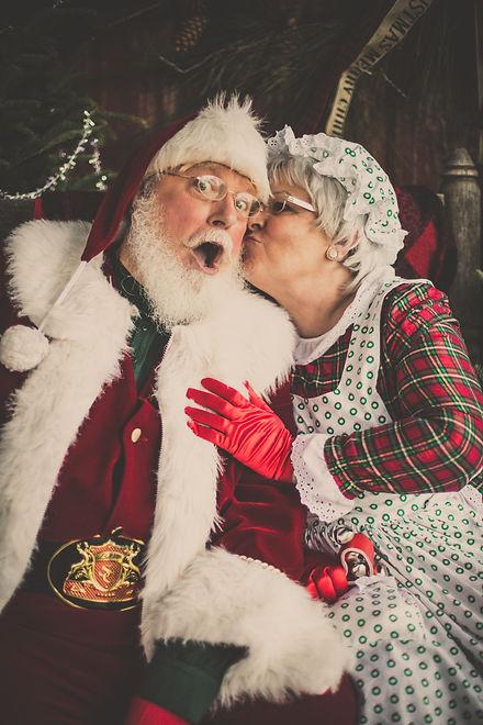 Santa Katie Strzelec Photography